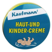 Kaufmanns body and baby cream, 2.53 fl. oz.