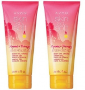 2 SKIN SO SOFT Aroma + Therapy Energising Body Gel Crèmes