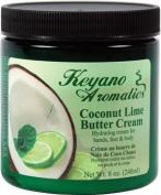 Keyano Aromatics Coconut Lime Butter Cream 240ml