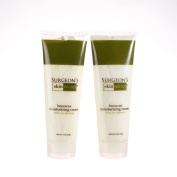 25% Beeswax Cream 240ml Squeeze Tube - Light Lavender - 2 Packs