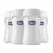 CHICCO Natural Feeling Milk Containers Bottle 0m+ BPA 0%