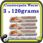 Counterpain Analgesic Balm Cream Warm 120g