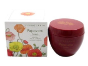 Papavero Soave (Sweet Poppy) Perfumed Body Cream by L'Erbolario Lodi