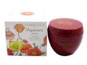 Papavero Soave (Sweet Poppy) Perfumed Body Cream by L'Erbolario Lodi
