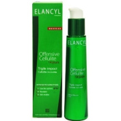 Elancyl Offensive Cellulite 14 Days, Triple Impact Thighs, Hips, Bottom for Embedded Cellulite 100 Ml