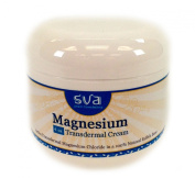 SVA- Magnesium Transdermal Cream - 120ml