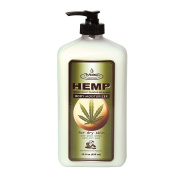 Moist Hemp Jasmine & Cucumber Body Moisturiser