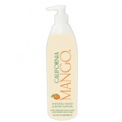California Mango Natural Hand and Body Lotion