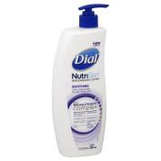 Dial Lotion, Replenishing, Sensitive Skin, Fragrance Free 26.25 fl oz
