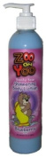 Zoo On Yoo Bashful Bear Kid's Body Shimmer Lotion - Blueberry 300ml