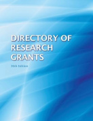 Directory of Research Grants 2013