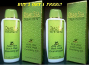 ALOE VERA BLACK MUD CLEANSING GEL BY SPA COMETICS 1+1 FREE!!!