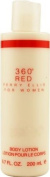 Perry Ellis 360 Red By Perry Ellis For Women. Body Lotion 200mls