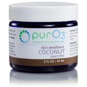 PurO3 Ozonated Coconut Oil with Lavender - 60ml