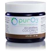 PurO3 Ozonated Coconut Oil with Lavender - 60ml
