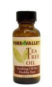 Tea Tree Oil for Healthy Feet