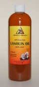 Lanolin Oil USP Grade 100% Pure Skin and Hair Moisturising 470ml