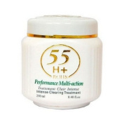 55h+ Multi-Action Skin Care Clearing Treatment 250ml