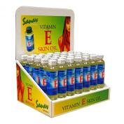 Checkout Counter Display 35 Sanar Naturals Vitamin E Skin Oil, 60ml