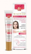 Cream Eye Serum with liquid collagen, Hyaluronic Acid D-panthenol 36+ 17ml