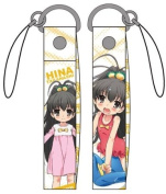 Listen to Me, Girls. I Am Your Father! Hina Takanashi Strap