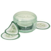 Caswell-Massey Revitalising Cool Cucumber Eye Pads 24 ea