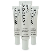 Oxytoxin Type-II 3pack - Best Eye Cream - Eye Cream for Dark Circles and Puffiness - Best Under Eye Cream for Wrinkles