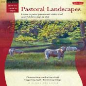 Oil & Acrylic, Pastoral Landscapes