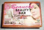 Beauchè Beauty Bar Kojic Acid and Papaya Whitening Soap 90g