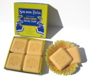 Swedish Dream Sol Ros-Tval Sunflower Facial Soap