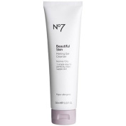 Boots No7 Beautiful Skin Melting Gel Cleanser - Normal / Dry 150ml