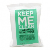 Formula 10.0.6 Keep Me Clean Clarifying Facial Wipes, Cucumber + Witch Hazel 25 ea