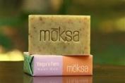 Moksa Organics Yasgur's Farm Organic Body Bar Soap