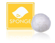 Dr. SpongeTM Facial Cleansing Sponge - Pearl Powder