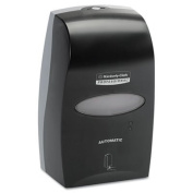 KIMBERLY-CLARK PROFESSIONAL* Electronic Cassette Skin Care Dispenser, 1200 mL, 7.25 x 11.48 x 4, Black