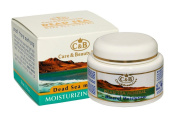 C & B DEAD SEA Moisturising Mineral Facial Cream 50ml/1.7oz ISRAEL SPA CARE BEAUTY