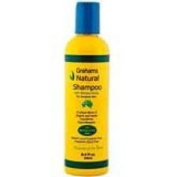 Grahams Natural Shampoo with Manuka Honey for Sensitive Skin - 250ml