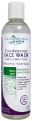 Fundamental Face Wash - 240ml - Chemical Free Face Wash - Made in USA