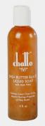 Chatto Shea Butter Black Soap with Aloe Vera, 120ml