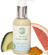 Neem Face Wash - SENSITIVE SKIN - Gentle Neem Magic Cleanser!