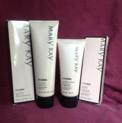 Mary Kay Timewise Cleanser and Moisturiser Set for Combination to Oily Skin Boxed Fresh Made 2012 Retail $40