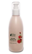 ilike rose petal cleansing milk - 250ml