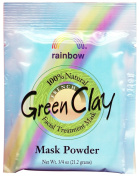 Rainbow Research French Green Clay Packet 30ml