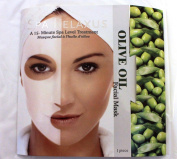 Olive Oil Facial Mask (Package of 2), Spa Level Treatment