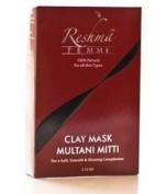 Reshma Femme Clay Mask Multani Mitti 60ml
