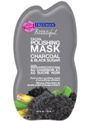 Freeman Facial Polishing Mask Charcoal & Black Sugar 15ml