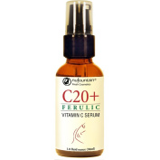 NuFountain Fresh Cosmetics C20+Ferulic, Oil-Free 20% Vitamin C Serum, 30ml.