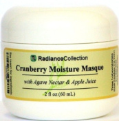 Cranberry Moisture Masque 60ml - with Agave Nectar and Apple Juice