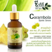 Bio Way Carambola Sports Serum reduce Melasma ,Freckle - 30ml & Free Gift