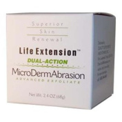 Life Extension Dual Action Microdermabrasion Advance Exfoliate Cream, 70ml